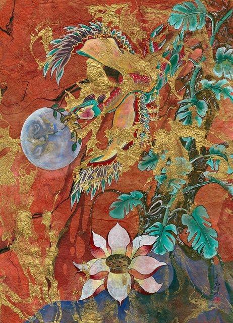Phoenix and Lotus