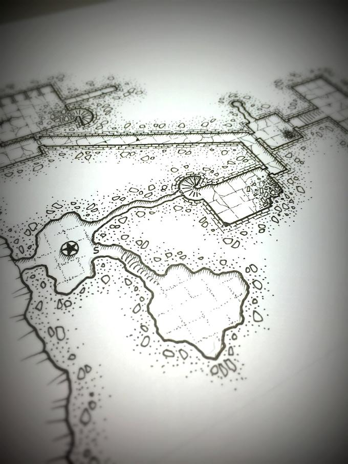 Cartography by Glynn Seal