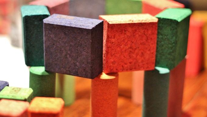 KORXX color blocks