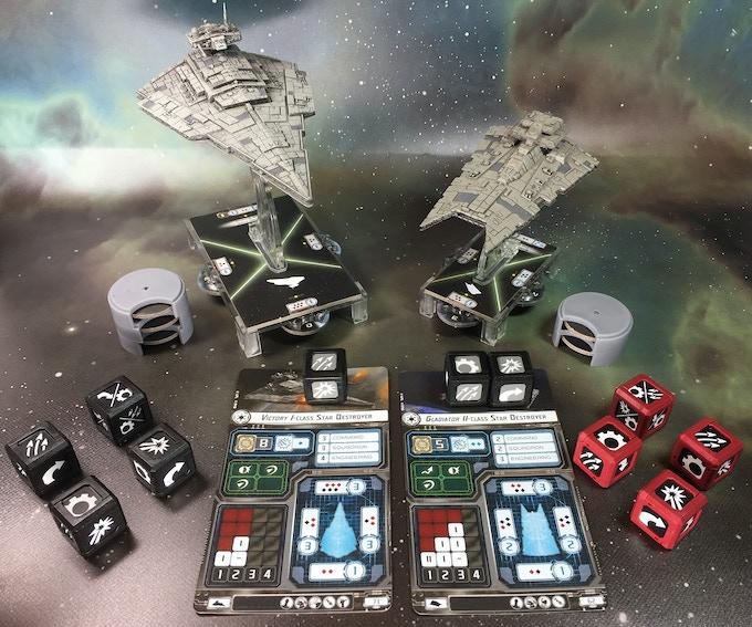 Fleet ModCubes in action!