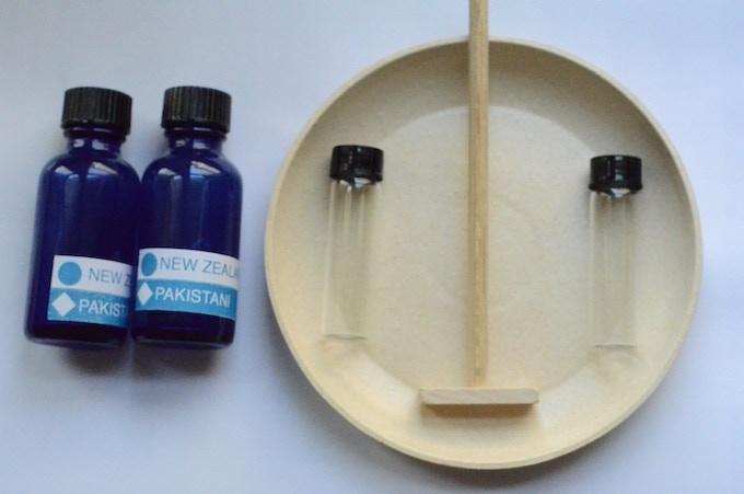 New Reward - Salt Pan - Harvest your own Improbable Sea Salt ($20). Includes 2 bottles of brine, 1 mini salt evaporation tray/pan, 1 hand carved miniature salt rake, 2 vials for salt storage.
