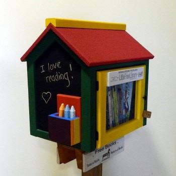 $550 Pledge - Color Tome Little Fere Library