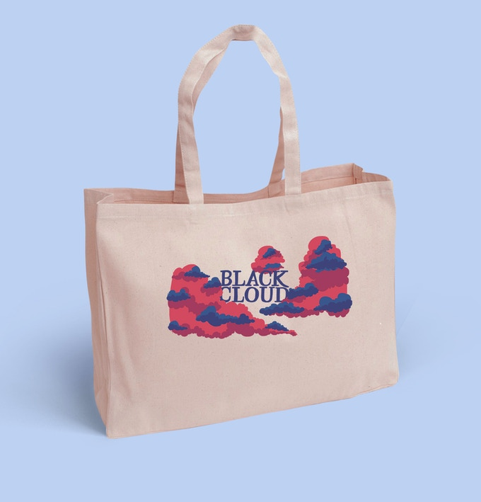 Grocery Bag Mockup