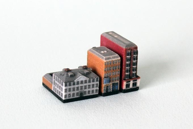 Amsterdam Set 2