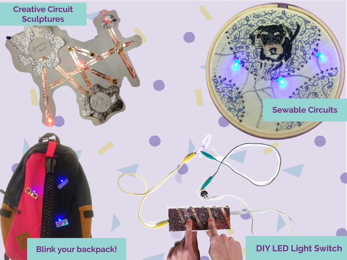 Creative Circuits Projects!