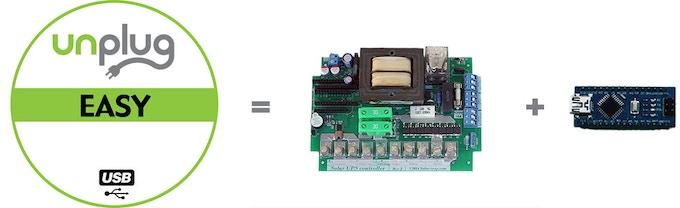 Arduino Compatible ATMega328 Nano v3.0 (USB)
