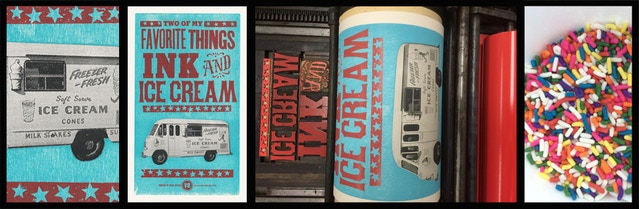 Pressing On: The Letterpress Film by Erin Beckloff » Only 5