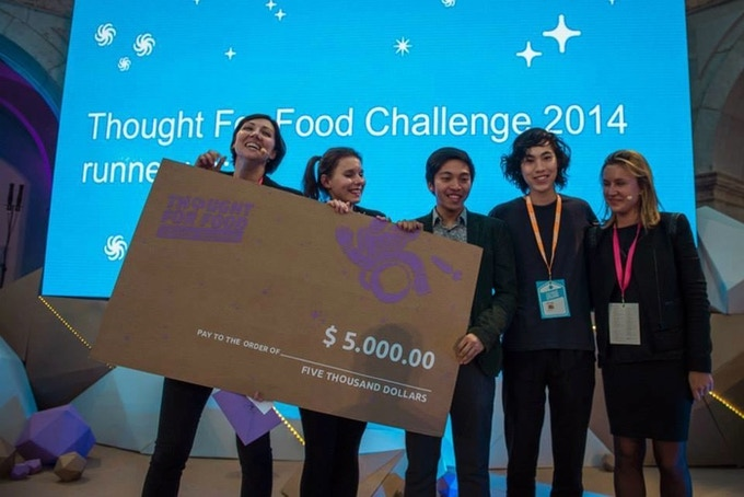 Thought For Food Challenge Winners