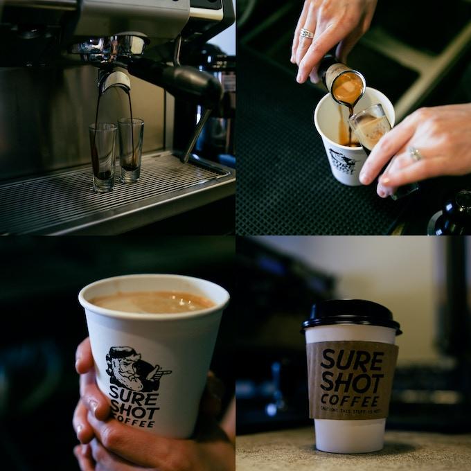 Sure Shot Coffee- Espresso