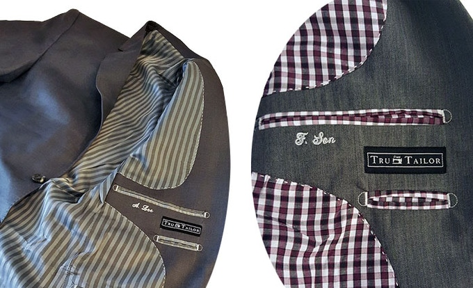 Our virtually infinite combination of fabrics, patterns, and styles for our suits and shirts means that you are sure to find something that helps you express the style you want the world to see.