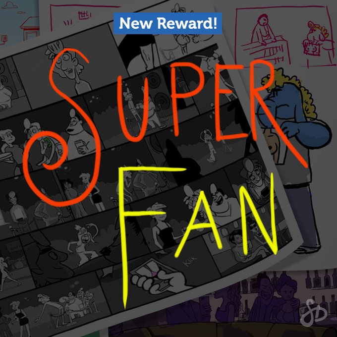 Superfan Packages