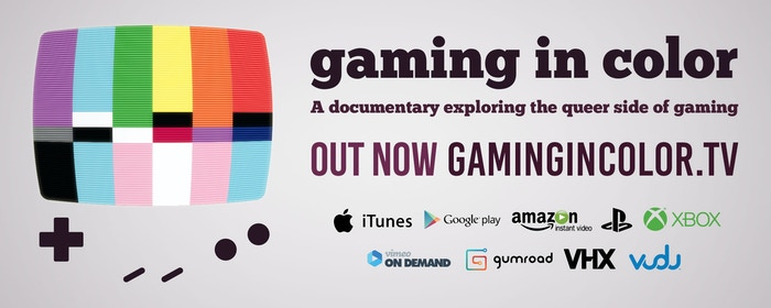 Gaming In Color by Gaming in Color — Kickstarter