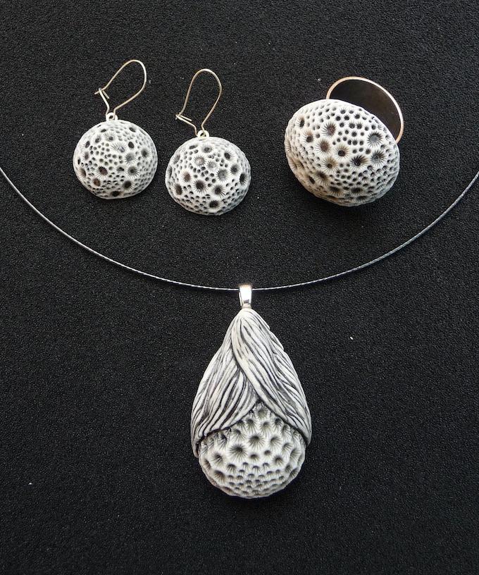 Reward #34. Design your own Jewelry Set w/ Cj Jilek.