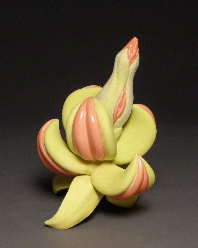 Reward #37. Biomorphic Sculpture - LAPARIS.