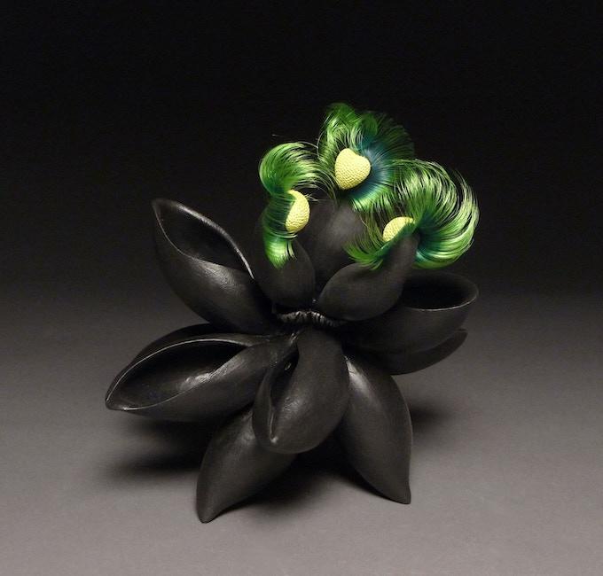 Reward #40. Biomorphic Sculpture - ANTHOCYANIN 2.