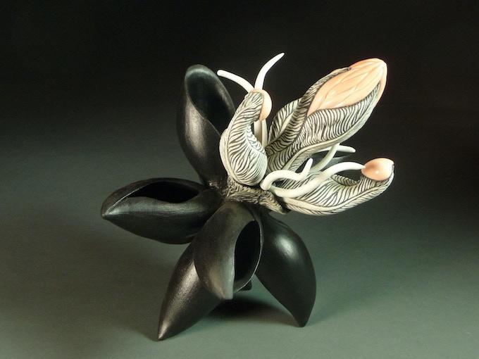 Reward #41. Biomorphic Sculpture - CALYX 3.