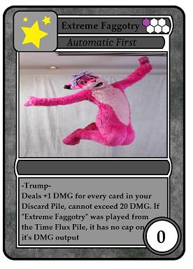 """Trump Card"""
