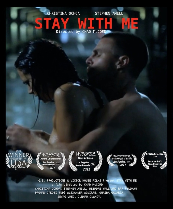 """Stay With Me""- Award Winning Short Film by QE Productions."