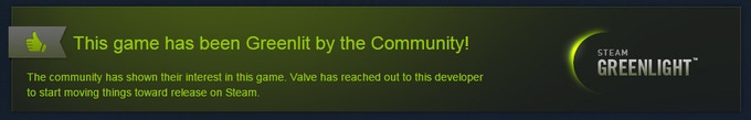 Click this Image to see us on Greenlight!