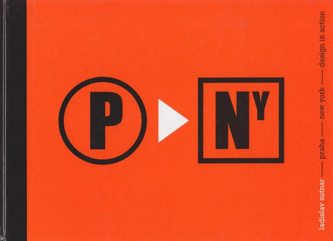 "Exhibition catalogue, ""Ladislav Sutnar: Prague - New York, 1951-2000"" (2003)"