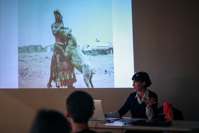 Emma Bowkett's lecture on being a photography editor at OV6