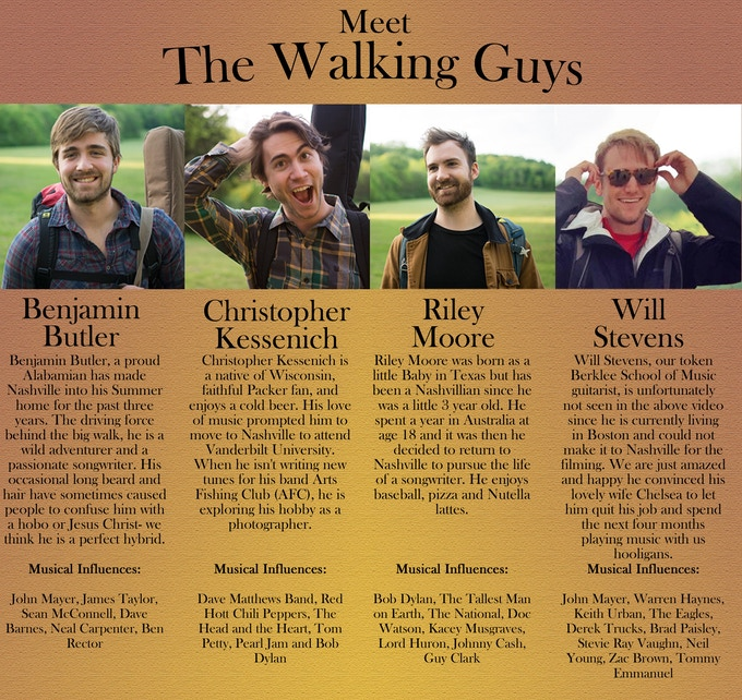 The Walking Guys