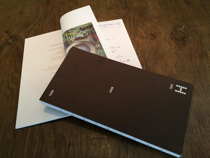 """""""Scribble"""" Notebook"""
