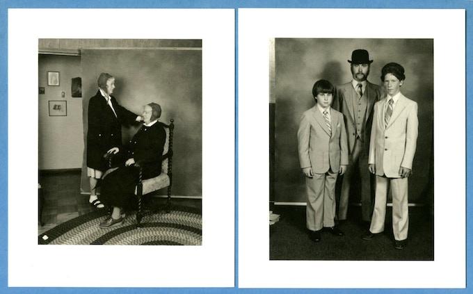 American Portraits 5 + 6