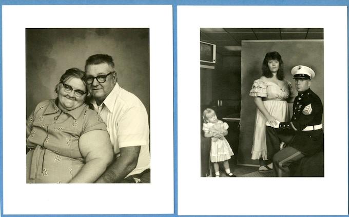 American Portraits 7 + 8