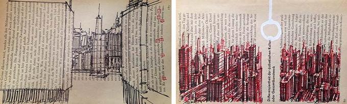 "details from ""Venezia"" & ""Berlin"" by Alessandro Cemolin"