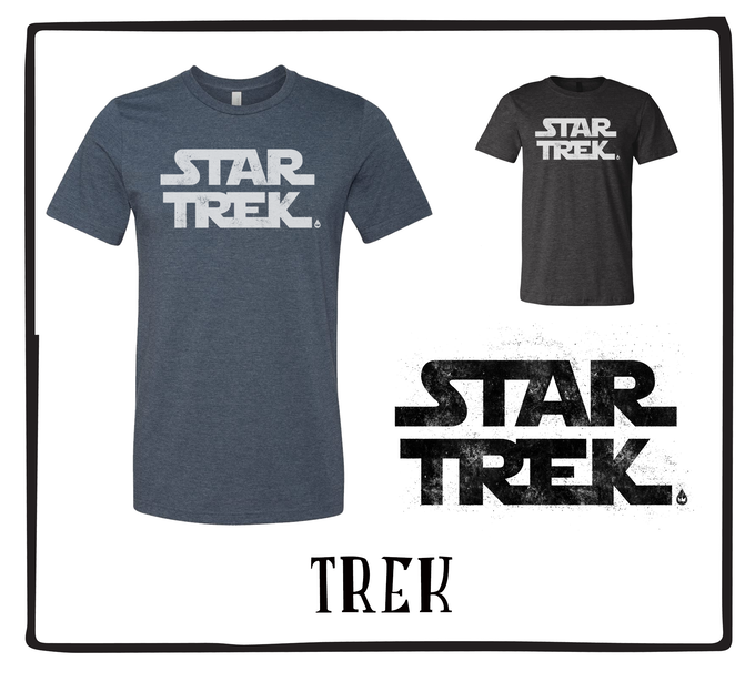 Trek (Available in Navy & Black)