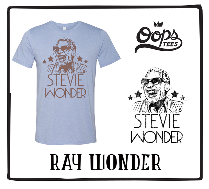 Ray Wonder (Available in Light Blue)