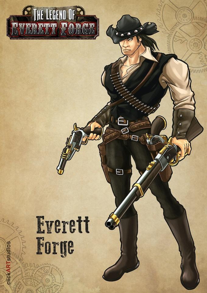 Everett Forge
