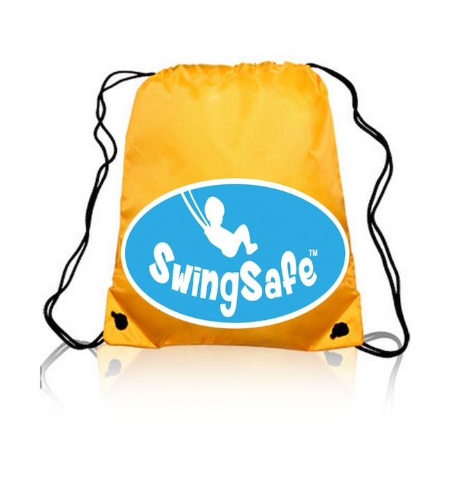 FREE Drawstring Backpack (logo size may vary)