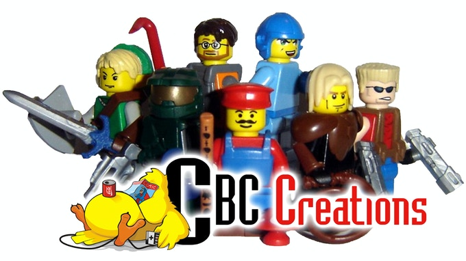 Example of some custom minifigs by Shilo Parker of ChocoBricks Customs. Click the photo to see more examples of Shilo's custom minifigs.