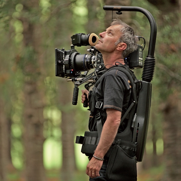 The Easyrig system will help us shoot faster and smarter in the Rogue Wilderness