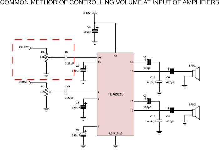 Hybrid Valve Headphone Amplifier by martin » VOLUME CONTROL