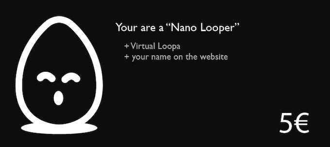 Loopa Project - Nano Looper
