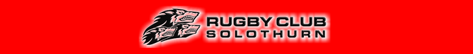 Great performance of the guys from the Rugby Club Solothurn