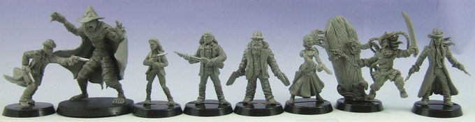 Sixth Gun Miniatures, by Bronze Age!