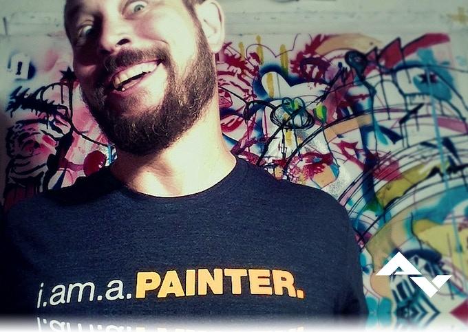 CJ - Painter