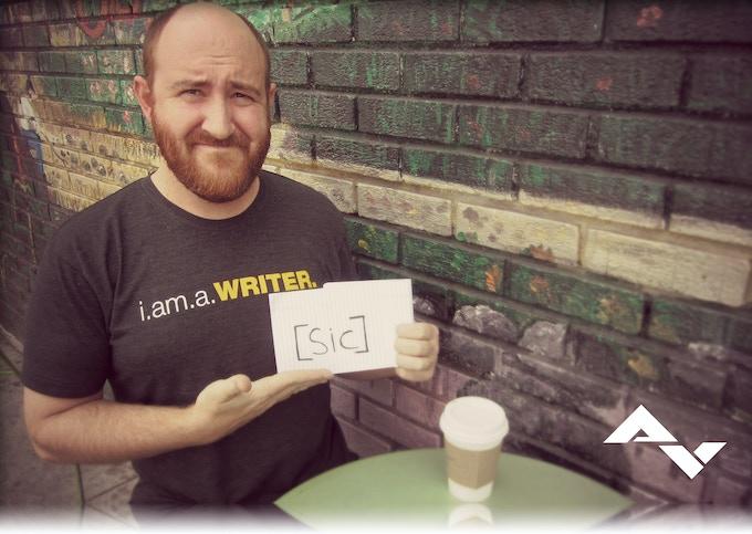 Patrick - Writer