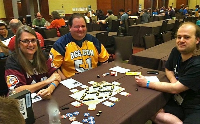 Boardgamegeek.com FamilyCon - Dallas