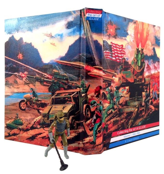 Collecting the art of G.I.Joe: Volume 1 (1982-1983) hardcover