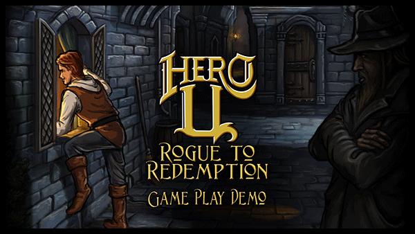 Game Play Demo at http://hero-u.com/press/gameplay-demos/