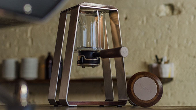 The Trinity One A Specialty Coffee Brewer By Mark Folker