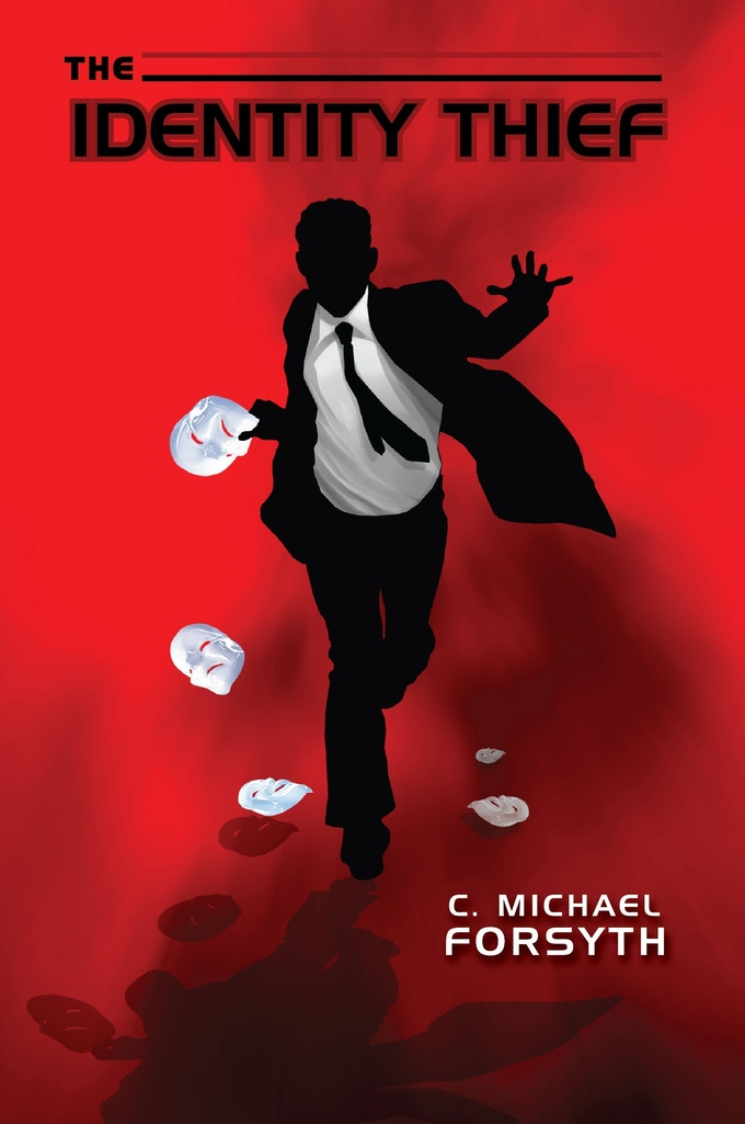 """The eBook and print editions of """"The Identity Thief,"""" the hot thriller about an identity thief who chooses the WORST POSSIBLE victim, are among the rewards."""