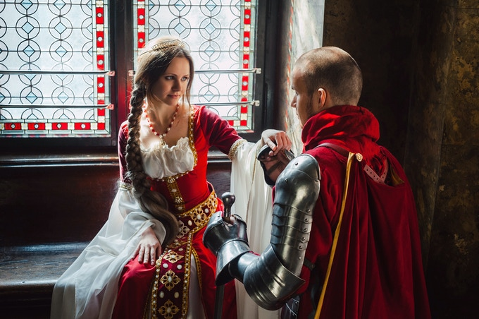 Chivalry, as it stood by the Late Middle Ages, was a moral system which combined a warrior ethos, knightly piety, and courtly manners, all conspiring to establish a notion of honor and nobility.