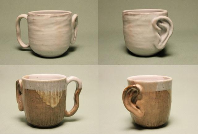 $45 Reward: Ear Mug