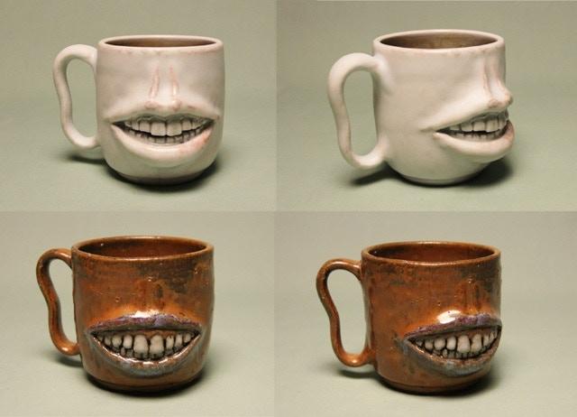 $50 Reward: Mouth Mug